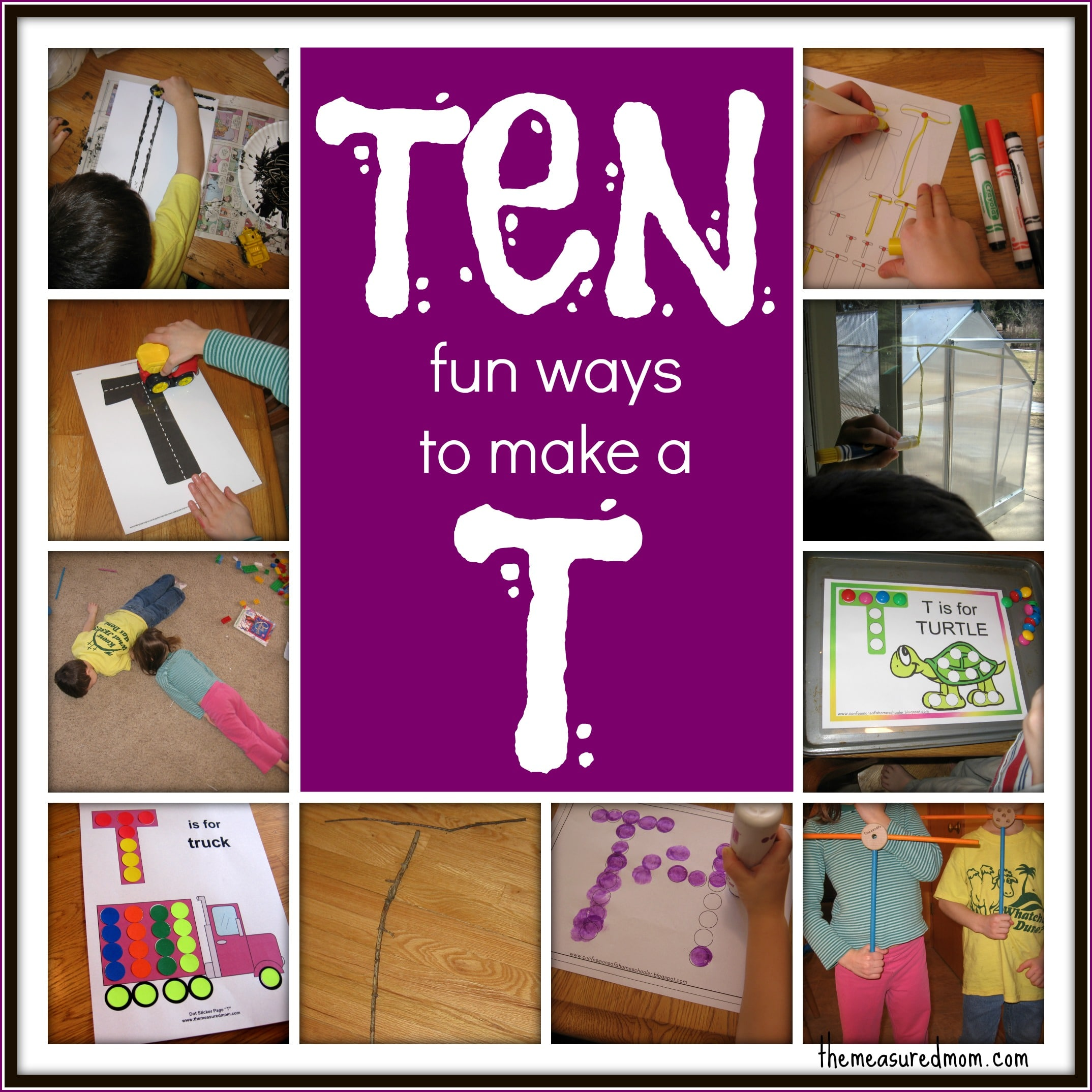 cool ways to write letters 10 ways to write the alphabet letter t the measured 28907